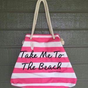 """🌴Victoria Secret """"Take me to the beach"""" Tote🌴"""